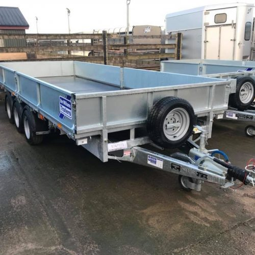 LT & LM Flatbed Trailers
