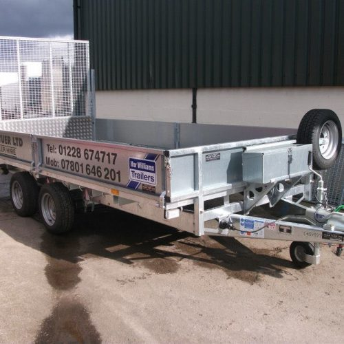 Beavertail Trailers