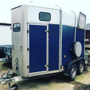 Horse Trailers: HB401, HB505 & HB510
