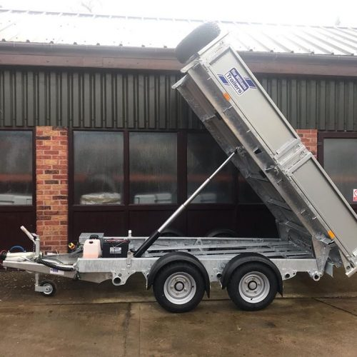 TT Tipping Trailers