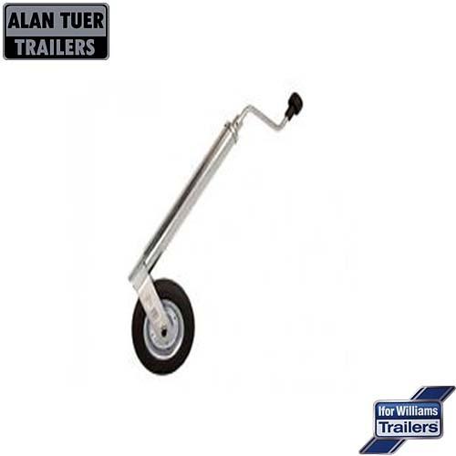 Ifor Williams 35mm Jockey Wheel, Ifor Williams Jockey Wheels and Clamps - Online Shop - Ifor Williams Parts | Tuer Trailers