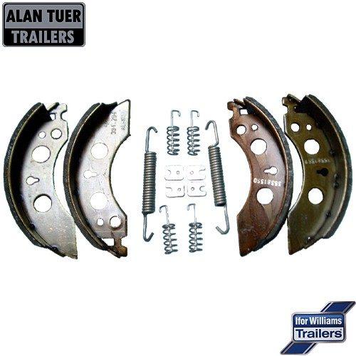 AL-KO 200 x 50 (8'') - Ifor Williams Brakes & Brake Parts | Tuer Trailers