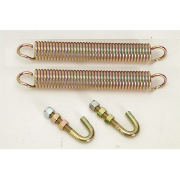 Gas Struts & Coiled Springs