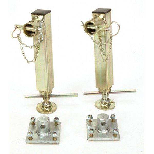 Ifor Williams Propstand Kit, Ifor Williams Prop Stands - Trailer Propstands & Kits - Ifor Williams Parts | Tuer Trailers