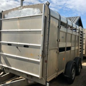 Ifor Williams 2013 TA510 12 x 6 Livestock Trailer with Sheep Decks | Tuer Trailers