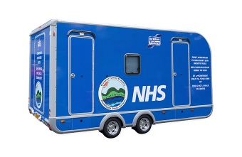 Ifor Williams Mobile Clinical Unit - View Online Brochure and Call to Order   Tuer Trailers