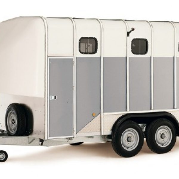 HB610 Horsebox Trailer - Browse Ifor Williams Trailers and Call to Order | Tuer Trailers