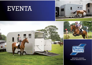 Eventa Horse Trailers with Living Accommodation   Tuer Trailers