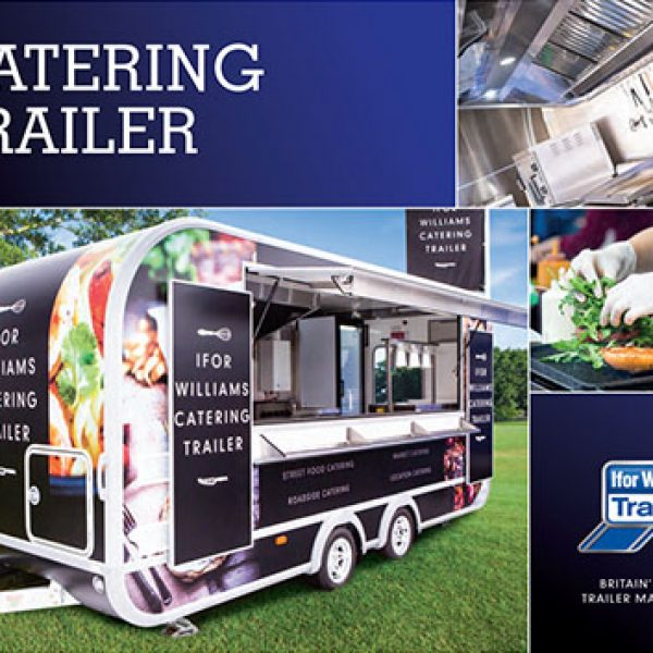 Ifor Williams Catering Trailers - View Brochure and Order | Tuer Trailers