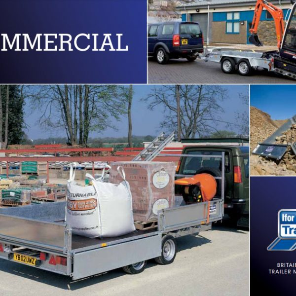 Ifor Williams Commercial Trailers - Call Us to Order | Tuer Trailers